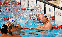 Camille Lacourt France Gold Medal 50m Backstroke <br /> Swimming - Nuoto <br /> Barcellona 4/8/2013 Palau St Jordi <br /> Barcelona 2013 15 Fina World Championships Aquatics <br /> Foto Andrea Staccioli Insidefoto