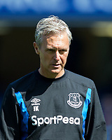 Everton Fitness coach Jan Kluitenberg during the Premier League match between Chelsea and Everton at Stamford Bridge, London, England on 27 August 2017. Photo by Andy Rowland.