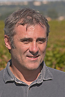 Hervé Lamothe owner and winemaker - Chateau Haut Bergeron, Sauternes, Bordeaux