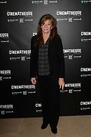 Laure DUTHILLEUL - Avant Premiere D'APRES UNE HISTOIRE VRAIE de Roman Polanski - La Cinematheque francaise 30 octobre 2017 - Paris - France