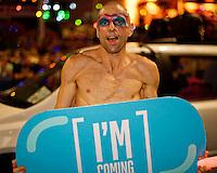 SIDNEY, AUSTRALIA, 05.03.2016 - PARADA-LGBT - Participantes durante a parada LGBT em Sydney na Australia, nesse sábado, 05. (Foto: Hugh Peterswald/Brazil Photo Press)