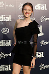 Spanish actress Manuela Velles during the Cadena Dial Awards 2014. March 7, 2014. (ALTERPHOTOS/Acero)