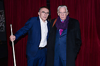 NEW YORK CITY - MARCH 15:  Danny Boyle and Donald Sutherland attend FX Networks 2018 Annual All-Star Bowling Party at Lucky Strike Manhattan on March 15, 2018 in New York City. (Photo by Anthony Behar/FX/PictureGroup)