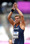 Kevin MAYER (FRA) in the mens decathlon shot put. IAAF world athletics championships. London Olympic stadium. Queen Elizabeth Olympic park. Stratford. London. UK. 11/08/2017. ~ MANDATORY CREDIT Garry Bowden/SIPPA - NO UNAUTHORISED USE - +44 7837 394578