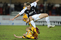 Falkirk v Motherwell 27th Jan 2010