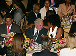 Oprah Winfrey  ( Honoree )<br />with David Rockefeller Attends the United Nations Association of USA Global Leadership Dinner honoring Oprah Winfrey with the Global Humanitarian Action Award at the Waldorf Astoria Hotel in New York City.<br />September 30, 2004