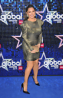 Kelly Brook<br /> The Global Awards 2019, Hammersmith Apollo (Eventim Apollo), Queen Caroline Street, London, England, UK, on Thursday 07th March 2019.<br /> CAP/CAN<br /> &copy;CAN/Capital Pictures