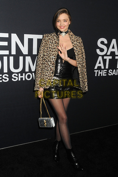 10 February 2016 - Los Angeles, California - Miranda Kerr. Saint Laurent At The Palladium held at the Hollywood Palladium. <br /> CAP/ADM/BP<br /> &copy;BP/ADM/Capital Pictures