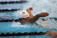 Victoria BC World swimming trials Stefan Hirniak