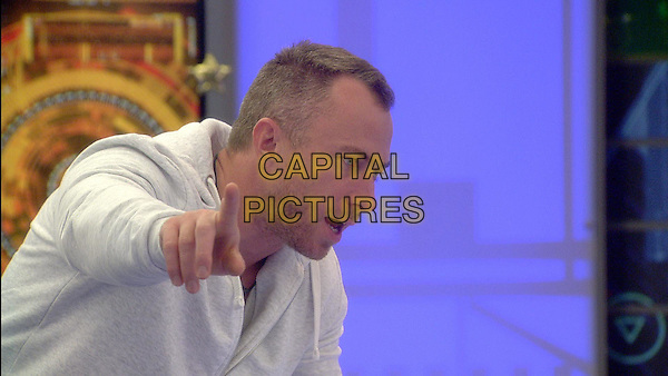 James Jordan<br /> in Celebrity Big Brother - Summer 2014 (Day 8)<br /> *Editorial Use Only*<br /> CAP/NFS<br /> Image supplied by Capital Pictures