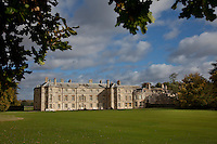 A new south front was addded to the property in the second half of the 1700s by architect Henry Flitcroft