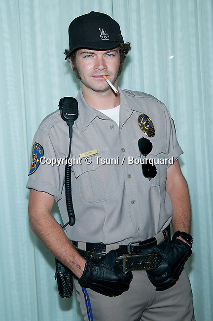 "Danny Masterson arriving at "" A Halloween 70' Style  "" at the Sky Bar, the Mondrian in Los Angeles. October 31, 2002.          -            MastersonDanny38.jpg"