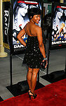 "HOLLYWOOD, CA. - May 20: Trinidad Mann arrives at the Los Angeles Premiere of ""Dance Flick"" at the ArcLight Theatre on May 20, 2009 in Hollywood, California."