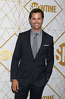 LOS ANGELES - SEP 21:  Andrew Rannells at the Showtime Emmy Eve Party at the San Vicente Bungalows on September 21, 2019 in West Hollywood, CA