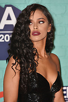 Nisrine Sbia<br /> MTV EMA Awards 2017 in Wembley, London, England on November 12, 2017<br /> CAP/PL<br /> &copy;Phil Loftus/Capital Pictures