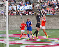 Boston Breakers vs Houston Dash, August 17, 2014