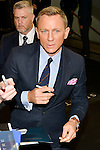 Daniel Craig attends the James Bond 007 'Spectre' Paris Premiere at the Cinema Le Grand Rex in Paris, FRANCE, 28/10/2015