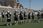The Miami University Men's Lacrosse team defeats Georgia Tech in a game played on the historic field at Johns Hopkins University in Baltimore.