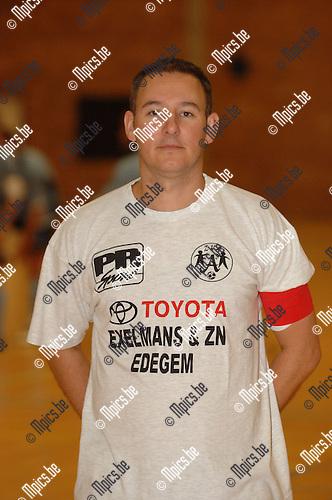 Jesse Verstraeten, Futsal Edegem