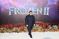 "Josh Gad<br /> arriving for the ""Frozen 2"" premiere at the BFI South Bank, London.<br /> <br /> ©Ash Knotek  D3537 17/11/2019"