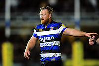 Ross Batty of Bath Rugby looks on. Aviva Premiership match, between Bath Rugby and Bristol Rugby on November 18, 2016 at the Recreation Ground in Bath, England. Photo by: Patrick Khachfe / Onside Images