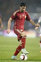 Spain's Raul Garcia during international friendly match.November 18,2014. (ALTERPHOTOS/Acero) /NortePhoto<br /> NortePhoto.com