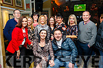 Ruth Lynch, from Tralee,seated Lt, celebrated her 40th birthday last Saturday night in kirby's  Brogue, Tralee with many friends and family.