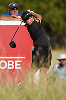 P.K. Kongkraphan (THA) watches her tee shot on 10 during round 4 of the Volunteers of America Texas Classic, the Old American Golf Club, The Colony, Texas, USA. 10/6/2019.<br /> Picture: Golffile | Ken Murray<br /> <br /> <br /> All photo usage must carry mandatory copyright credit (© Golffile | Ken Murray)