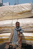 Indien, Uttar Pradesh, Agra, Lastrad