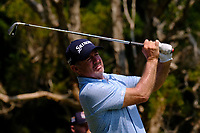 Rod Pampling (AUS) on the 2nd tee during round 3 of the Australian PGA Championship at  RACV Royal Pines Resort, Gold Coast, Queensland, Australia. 21/12/2019.<br /> Picture TJ Caffrey / Golffile.ie<br /> <br /> All photo usage must carry mandatory copyright credit (© Golffile | TJ Caffrey)