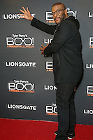 PHILADELPHIA, PA - OCTOBER 3: Tyler Perry in town on Monday night for a red carpet at The Prince before he introduces his new comedy, Boo! A Madea Halloween in Philadelphia, Pennsylvania on October 3, 2016 photo credit Star Shooter/MediaPunch