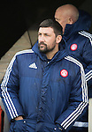 St Johnstone v Hamilton Accies&hellip;28.01.17     SPFL    Celtic Park<br />Martin Canning, Accies boss<br />Picture by Graeme Hart.<br />Copyright Perthshire Picture Agency<br />Tel: 01738 623350  Mobile: 07990 594431