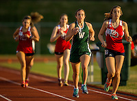 Sports photography coverage of the Woodlawn School Track and Field team completing at the meet held at  Charlotte Country Day School in Charlotte, NC.<br /> Charlotte Photographer - PatrickSchneiderPhoto.com