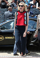 Cate Blanchett arrives at the Palais des Festivals - 67th Annual Cannes Film Festival - France