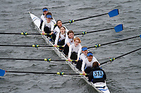 Crew: 313  Latymer Upper Sch  Event: Girls J15 CHAMP eights<br /> <br /> Schools' Head of the River 2017<br /> <br /> To purchase this photo, or to see pricing information for Prints and Downloads, click the blue 'Add to Cart' button at the top-right of the page.