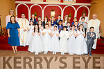 Caherlaheen NS Holy Communion on Saturday in Church of the Immaculate Conception, Tralee