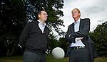 Jeroen Stevens en Berend Rubingh