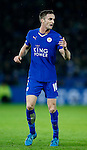 Andy King of Leicester City - English Premier League - Leicester City vs Chelsea - King Power Stadium - Leicester - England - 14th December 2015 - Picture Simon Bellis/Sportimage