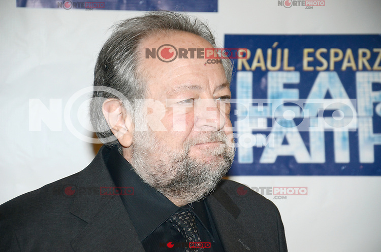 Ricky Jay at the 'Leap Of Faith' Broadway Opening Night at the St. James Theatre on April 26, 2012 in New York City. © Amy Pinard/MediaPunch Inc.
