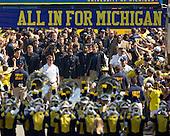 Michigan vs. Notre Dame football at University Michigan Stadium on 9/12.