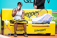 American Sloane Stephens during Mutua Madrid Open 2018 at Caja Magica in Madrid, Spain. May 09, 2018. (ALTERPHOTOS/Borja B.Hojas) /NortePhoto NORTEPHOTOMEXICO