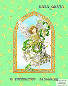 Ingrid, HOLY FAMILIES, HEILIGE FAMILIE, SAGRADA FAMÍLIA, paintings+++++,USISGA57S,#XR# angels ,vintage