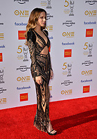 LOS ANGELES, CA. March 30, 2019: Kate Beckinsale at the 50th NAACP Image Awards.<br /> Picture: Paul Smith/Featureflash