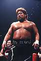 Hiro Saito (JPN), OCTOBER 31, 1997 - Pro-Wrestling : Wrestler Hiro Saito stands on the ring during the New Japan Pro-Wrestling event in Japan. (Photo by Yukio Hiraku/AFLO)