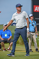 Keith Mitchell (USA) watches his tee shot on 7 during round 4 of the AT&T Byron Nelson, Trinity Forest Golf Club, at Dallas, Texas, USA. 5/20/2018.<br /> Picture: Golffile | Ken Murray<br /> <br /> All photo usage must carry mandatory copyright credit (© Golffile | Ken Murray)