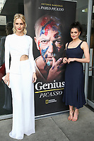 "LOS ANGELES - APRIL 15: Poppy Delevingne and Samantha Colley attends a dinner and conversation celebrating the premiere of National Geographic's ""Genius: Picasso"" at Ray's and Stark Bar LACMA on April 15, 2018 in Los Angeles, California. (Photo by John Salangsang/NatGeo/PictureGroup)"