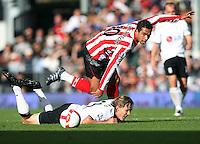 Fulham v Sunderland 18-Oct-2008