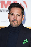 "LONDON, UK. November 21, 2018: Michael Landes at the ""Surviving Christmas with the Relatives"" premiere at the Vue Leicester Square, London.<br /> Picture: Steve Vas/Featureflash"