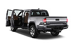 Car images of 2016 Toyota Tacoma Limited 4 Door Pickup Doors