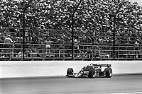 INDIANAPOLIS, IN - MAY 28: Danny Ongais drives the Parnelli VPJ6B/VPJ Cosworth during the Indy 500 at the Indianapolis Motor Speedway in Indianapolis, Indiana, on May 28, 1978.